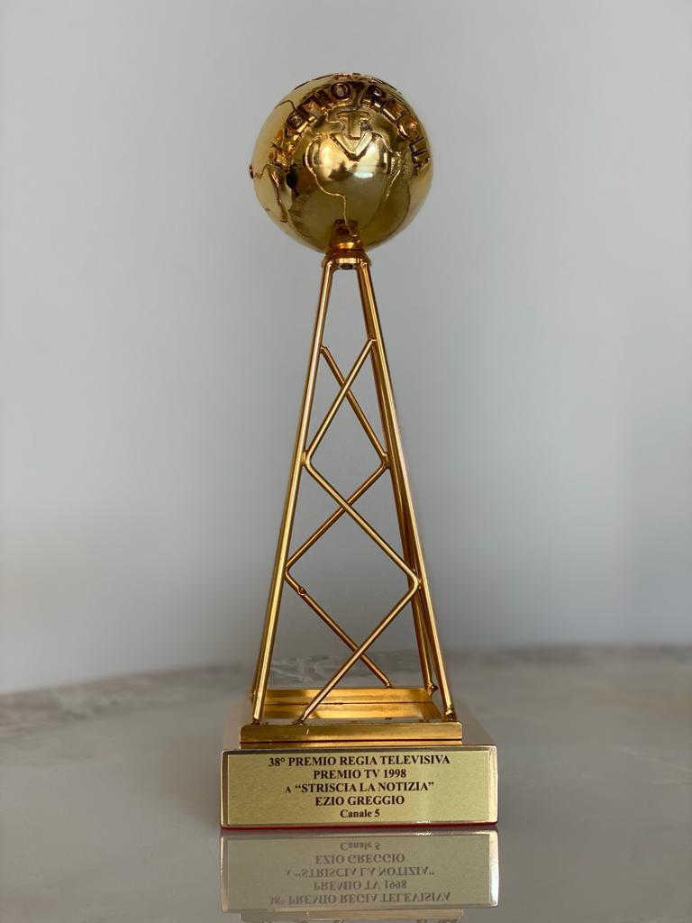 38° Premio Regia televisiva. Oscar TV Striscia la notizia 1998
