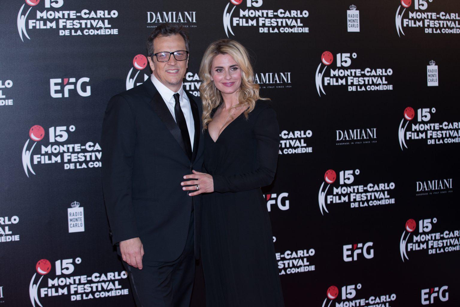 Angelica e Gabriele Muccino