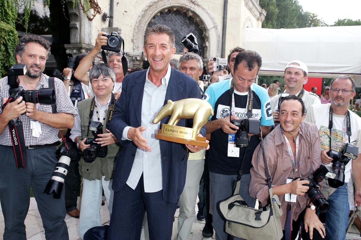 Con i fotografi a venezia