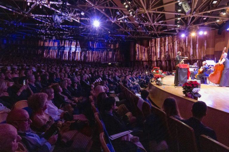 Concerto all'auditorium Ranieri III