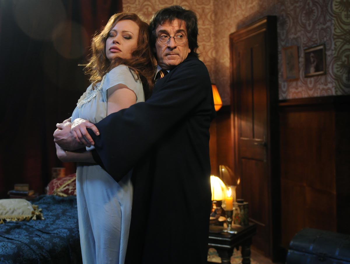 Ezio e Anna Falchi