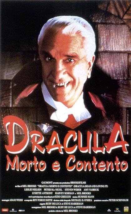 Dracula, Morto e contento