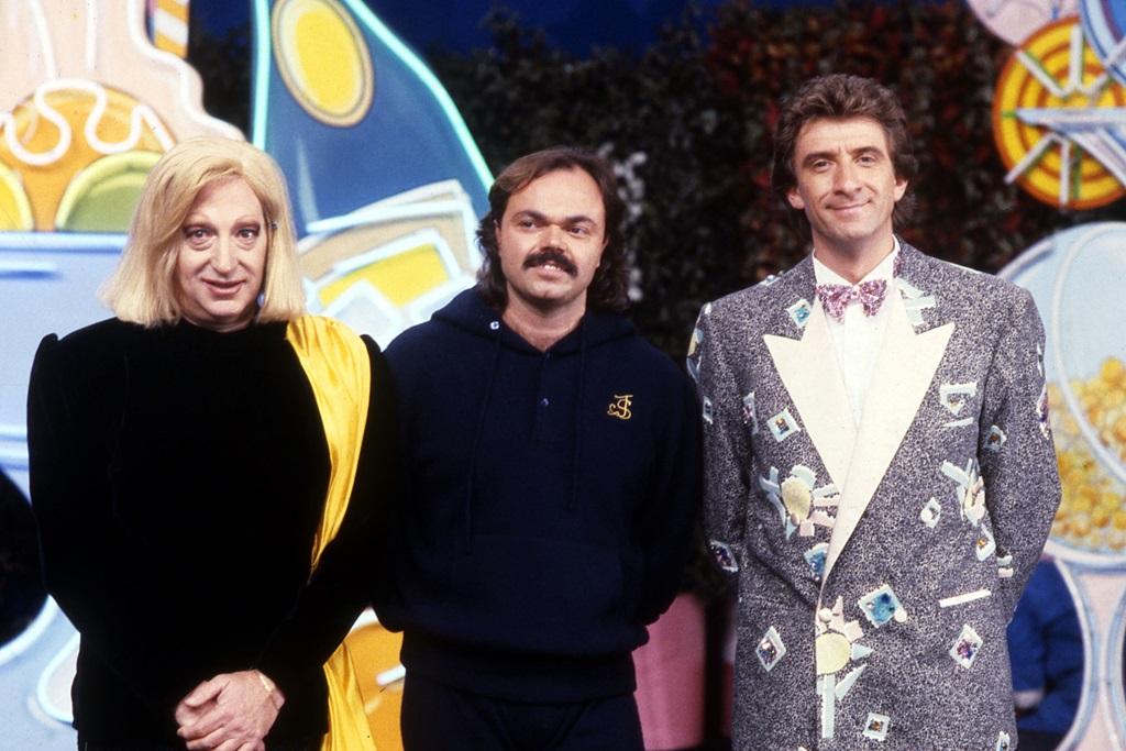 Drive In 1983-1988 Con Gianfranco D'Angelo e Sergio Iapino