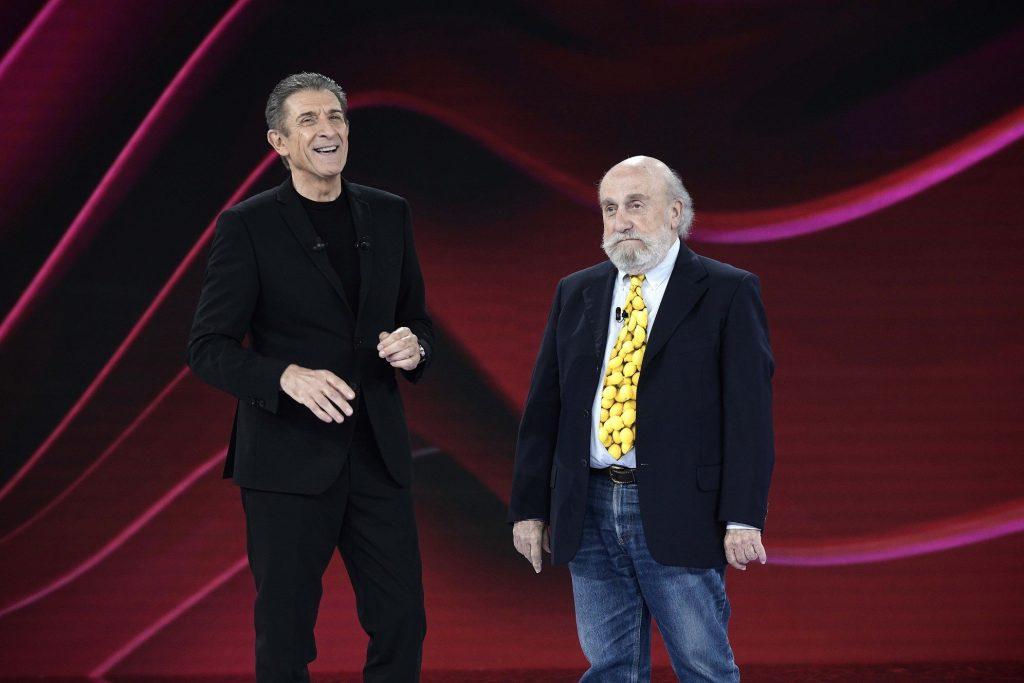Ezio con Enrico Beruschi