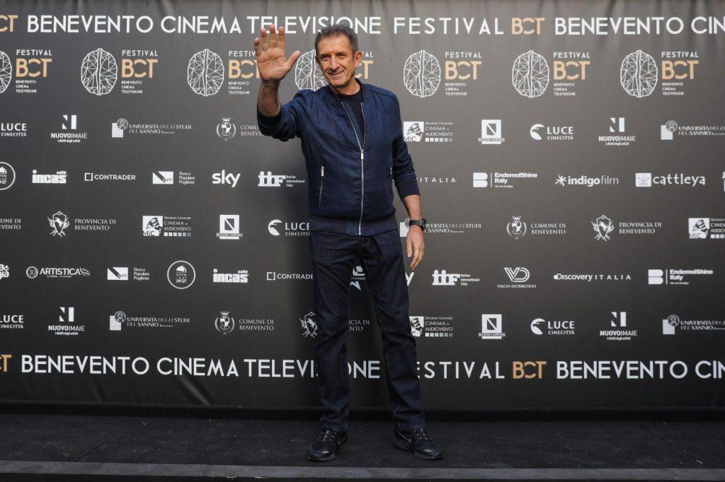 Ezio Premio Carriera Al Festival del Cinema di Benevento