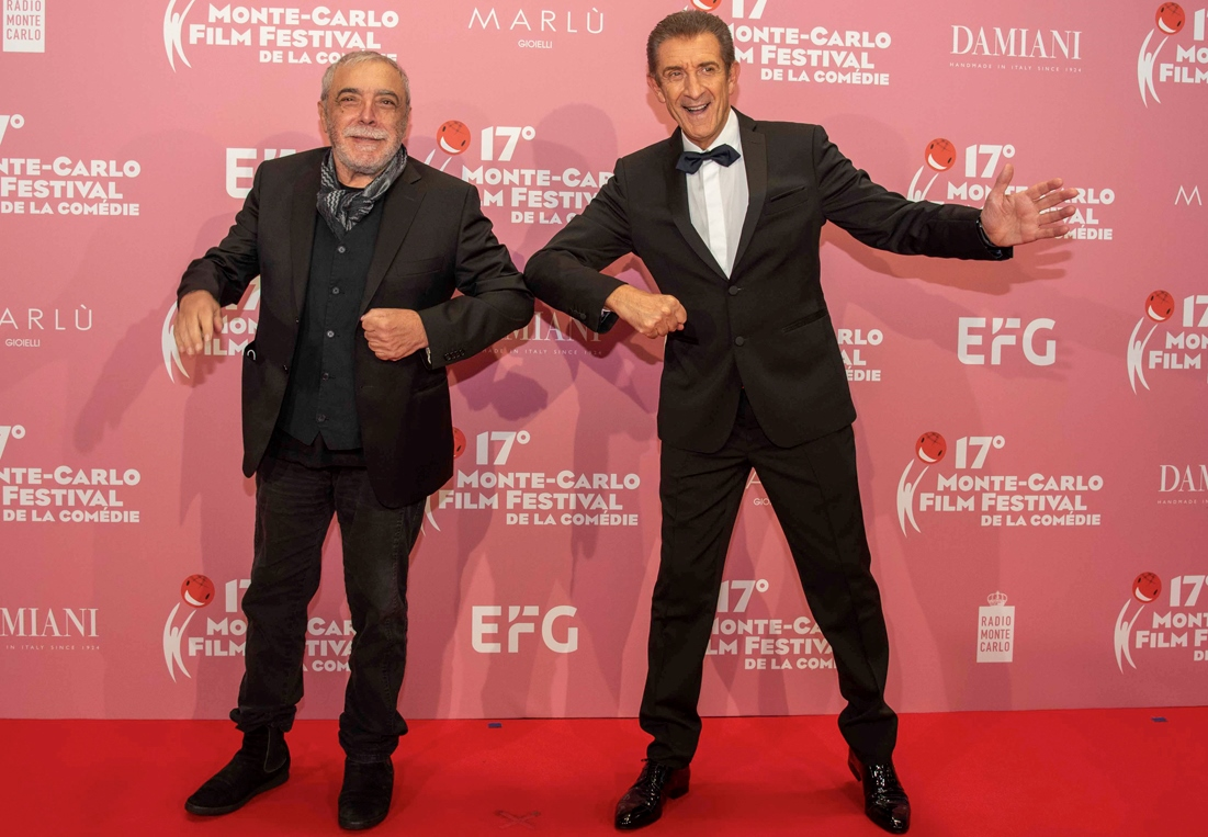 Ezio e Nino Frassica