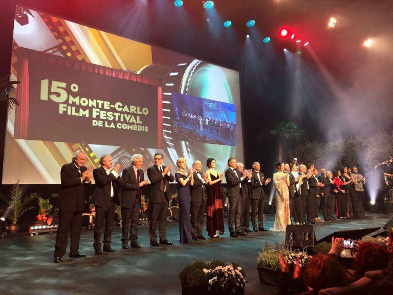 Gala del 15° Monte-Carlo Film Festival