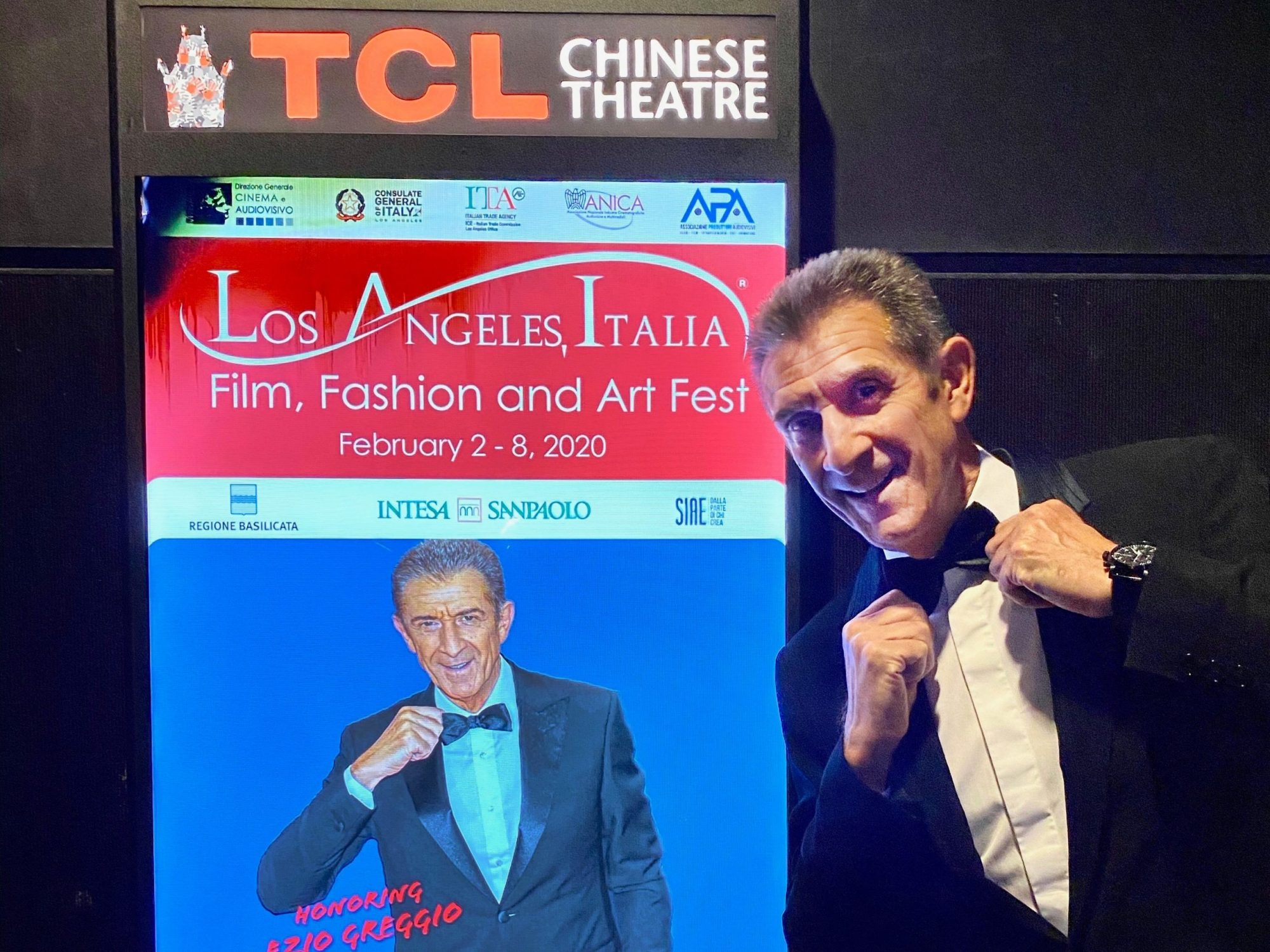 EXCELLENCE AWARD AL LOS ANGELES FILM FESTIVAL