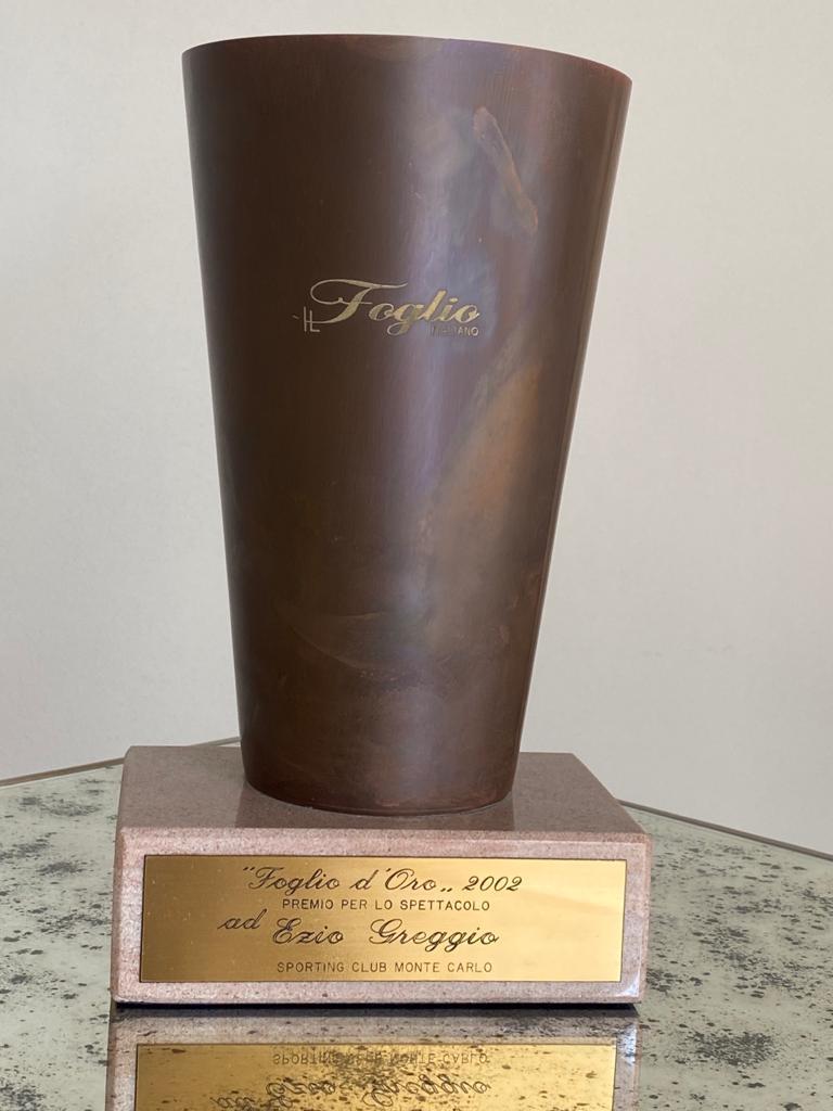 Foglio d'Oro, Monte-Carlo 2002
