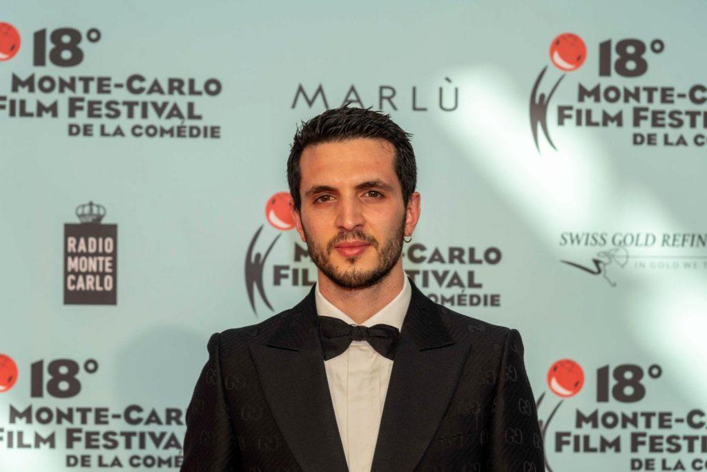 Giacomo Ferrara (Spadino in Suburra)