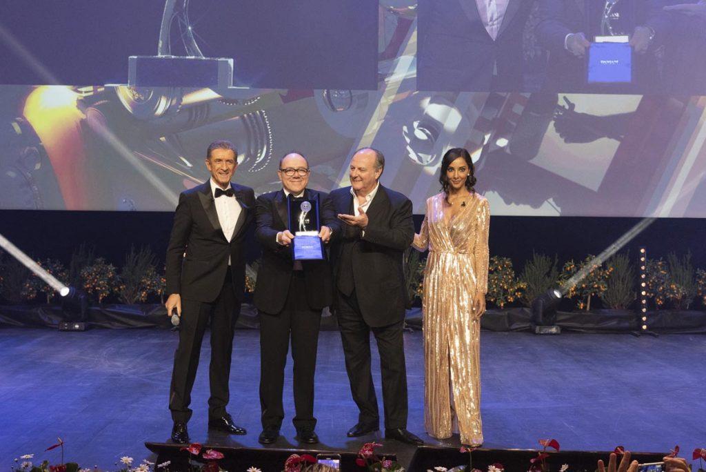 Greggio Verdone Scotti e Moreira