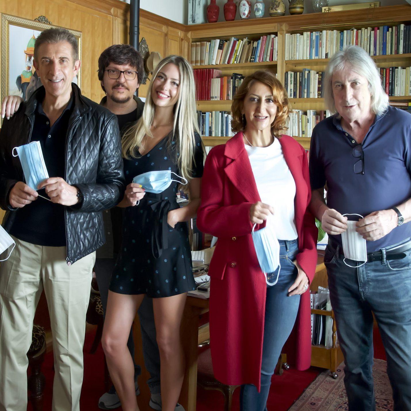 """GREGGIO PROTAGONISTA DI """"LOCKDOWN ALL'ITALIANA"""""""