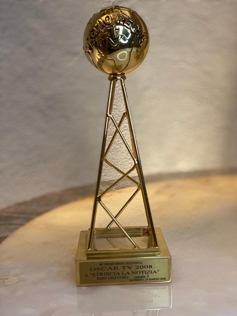 "Oscar TV ""Striscia la Notizia"", SanRemo 29 marzo 2008"