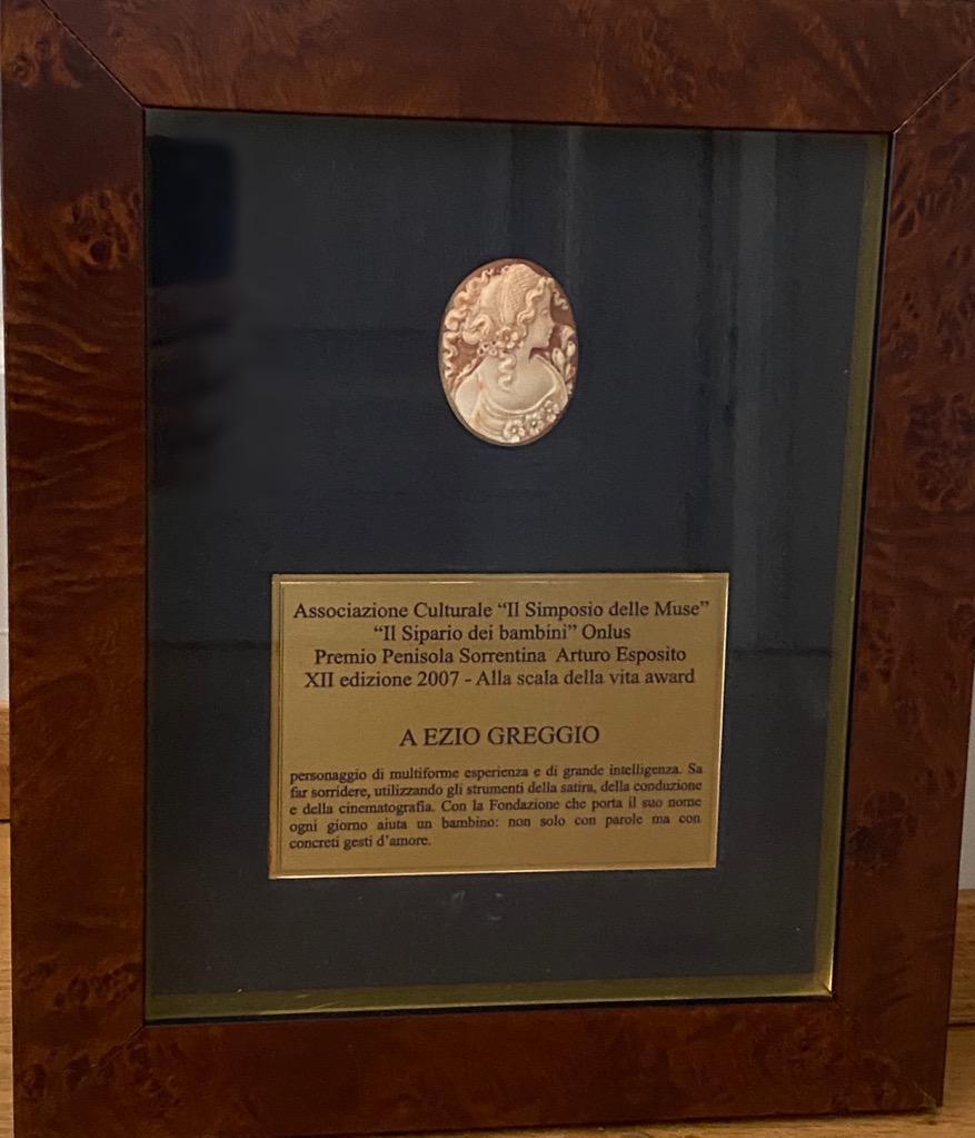 Premio Penisola Sorrentina, 2007