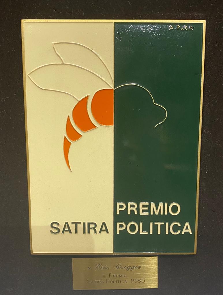 Premio Satira Politica, Forte dei Marmi 1985
