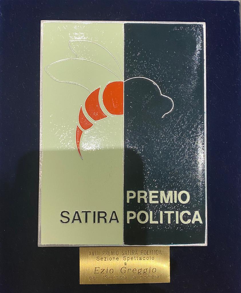 Premio Satira Politica, Forte dei Marmi 2009