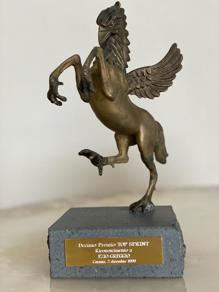 Premio Top Sprint, Catania 2 dicembre 1999