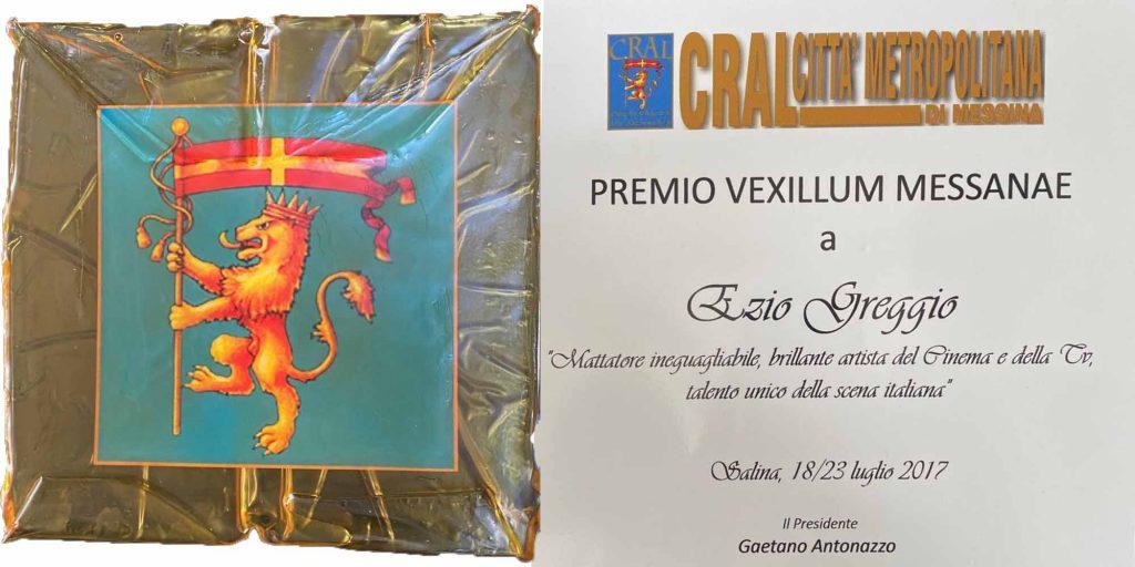Premio Vexillum-Messina, Salina 23 luglio 2017