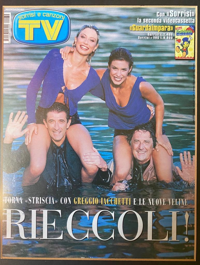 TV Sorrisi 1999
