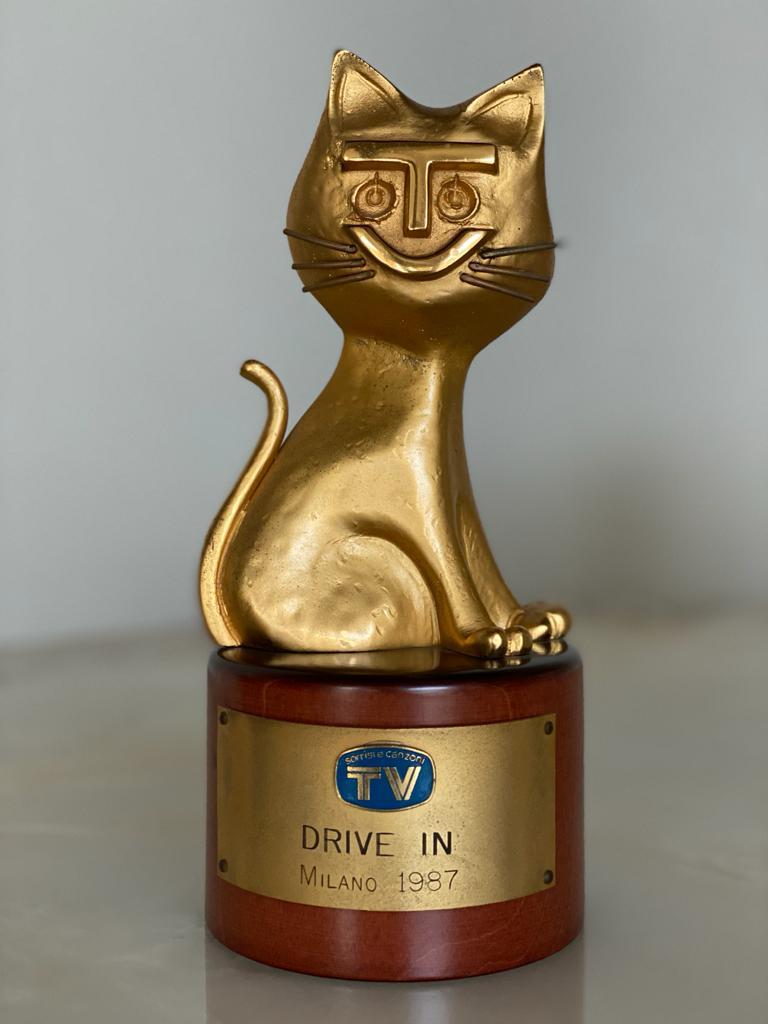 Telegatto «Drive In», Milano 1987