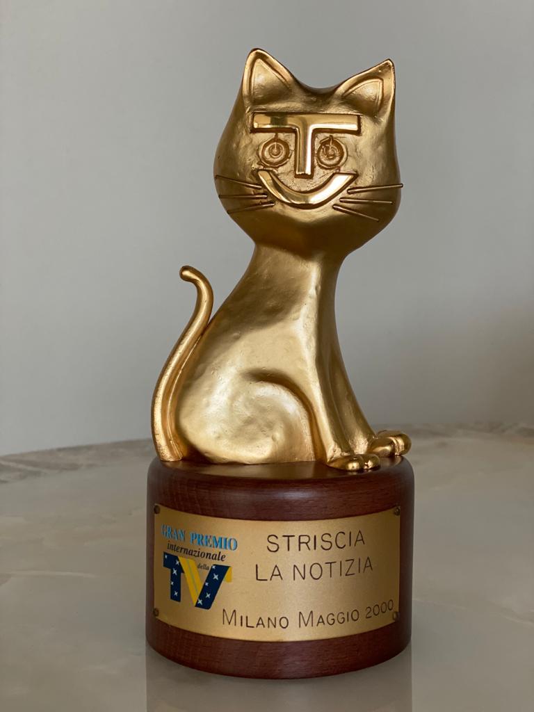 Telegatto «Striscia la Notizia», Milano Maggio 2000
