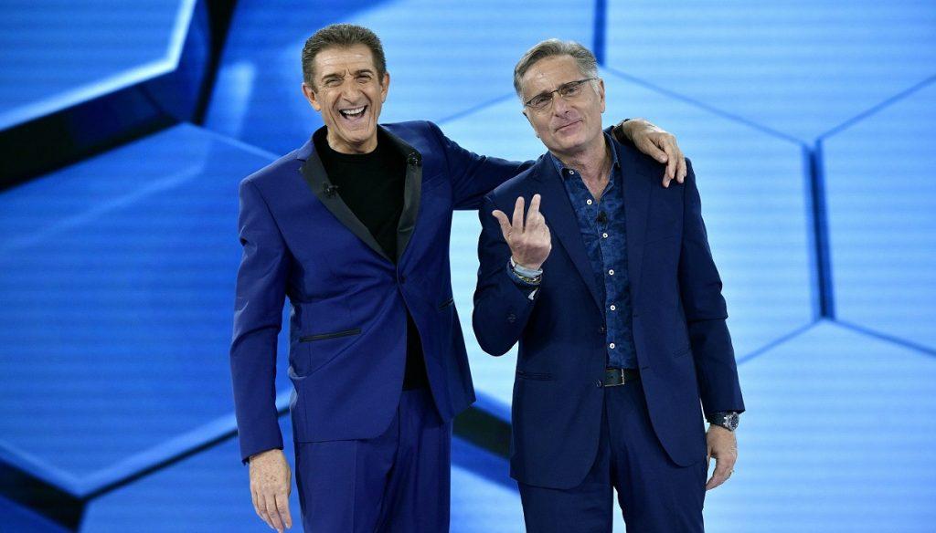 Ezio e Paolo Bonolis