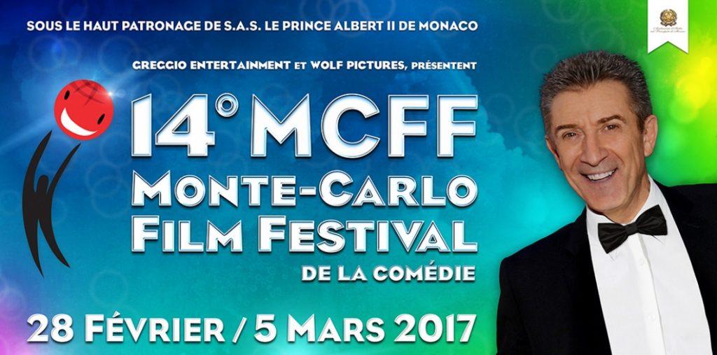 il poster della 14 edizione del Montecarlo Film Festival
