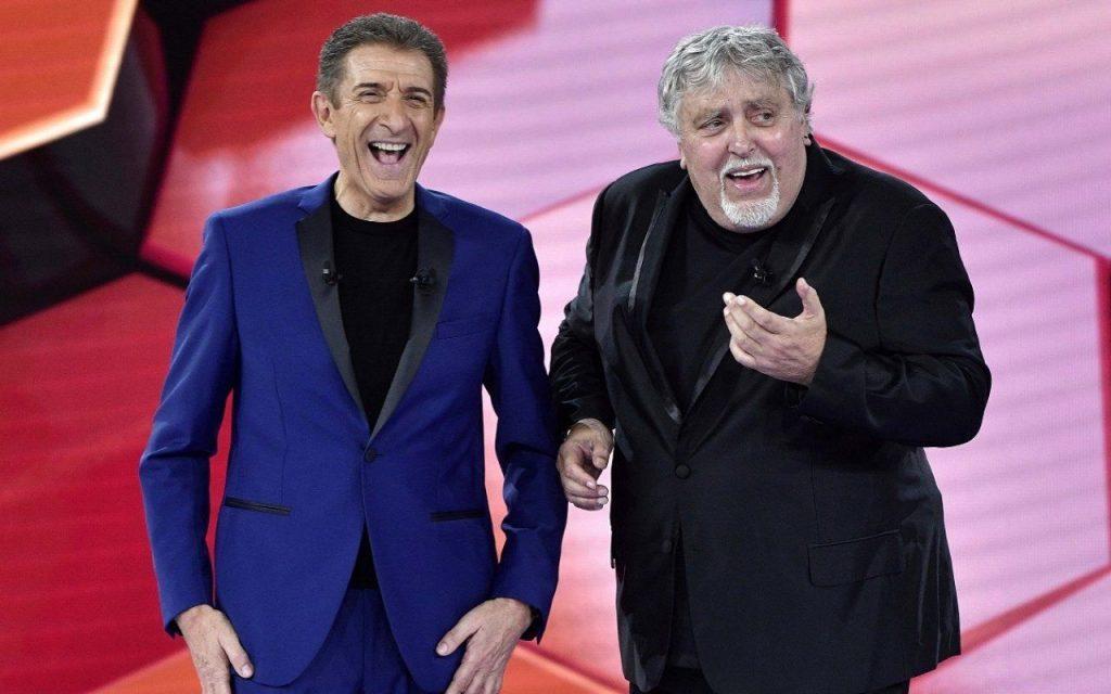 Ezio con Maurizio Mattioli